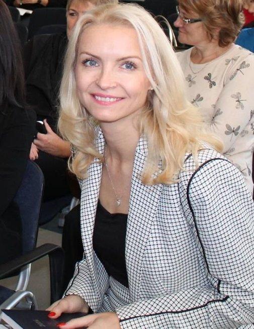 Kauno miesto savivaldybės gydytoja Milda Labašauskaitė