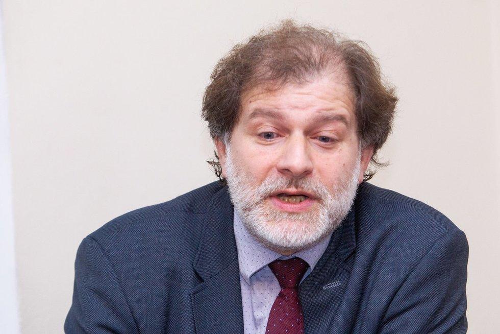 Darius Kuolys (Paulius Peleckis/Fotobankas)