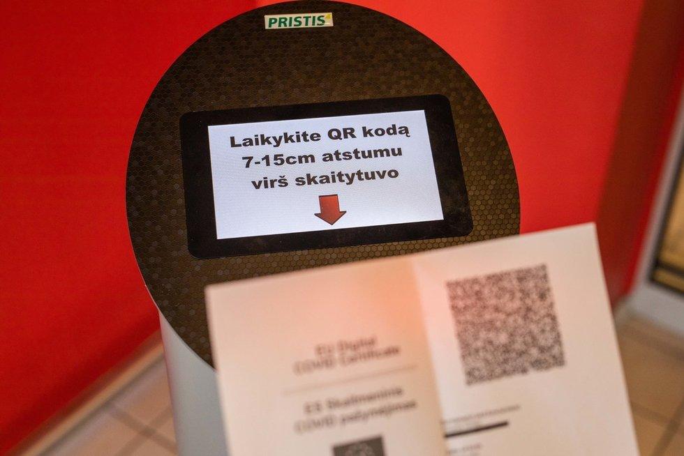 Galimybių paso tikrinimas (Fotobankas)