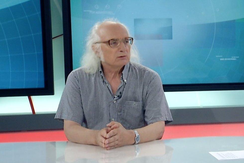 Etnologas Jonas Mardosa (nuotr. TV3)