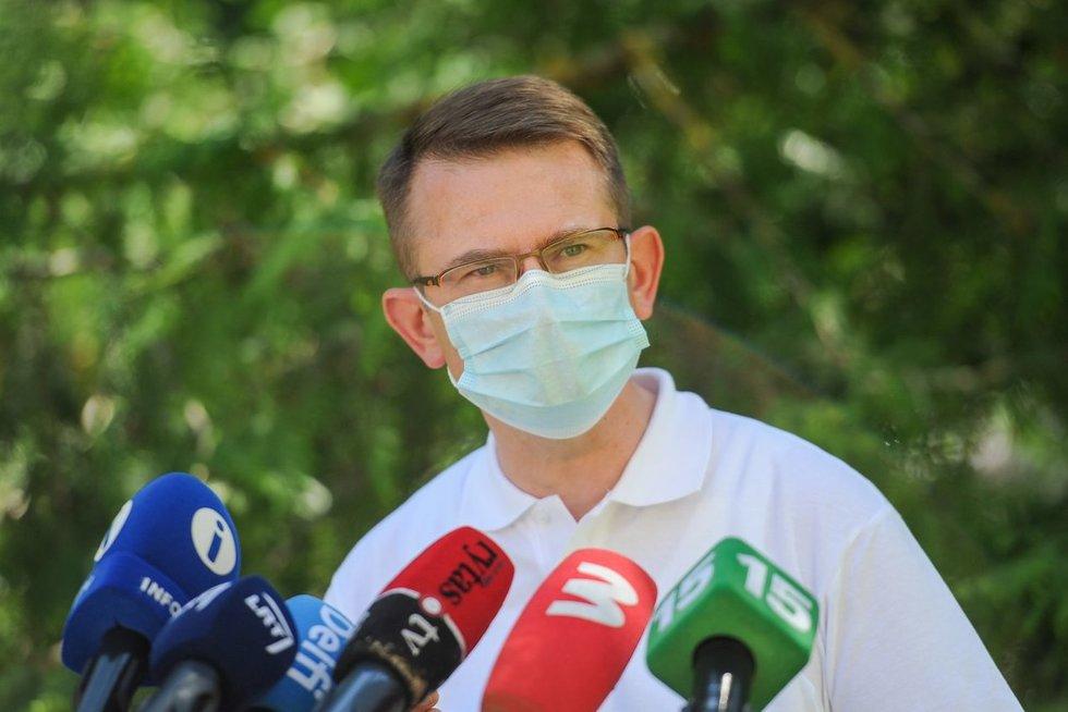 Arūnas Dulkys (Fotodiena/ Viltė Domkutė)