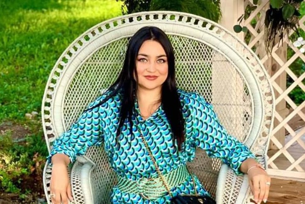 Monika Falcon (nuotr. asm. archyvo)