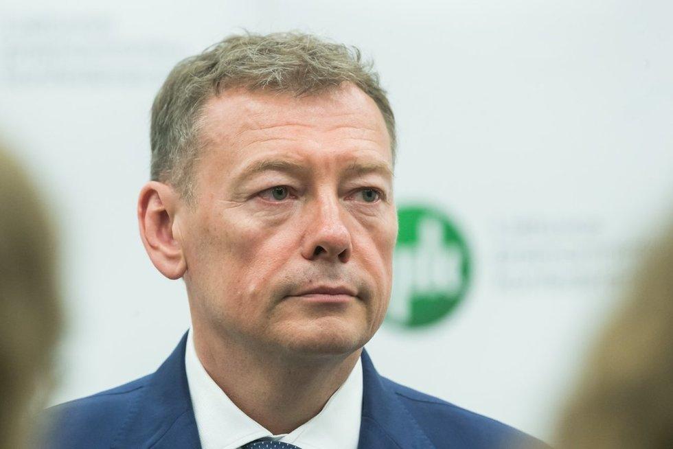 Vidmantas Janulevičius. Martyno Ambrazo nuotr.