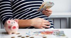 Valstiečiai netesėjo pažado dėl vaiko pinigų: tėvai gaus mažiau