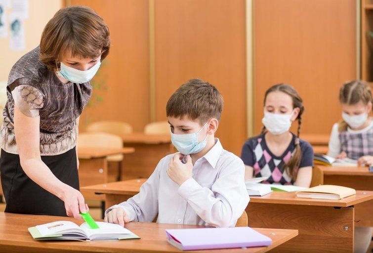 6-mečio poelgis pribloškė visą mokyklą: viskas dėl veido kaukės  (nuotr. 123rf.com)