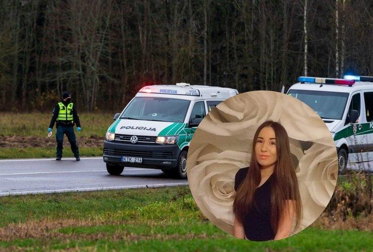 Kėdainiuose dingo 19-metė (tv3.lt fotomontažas)