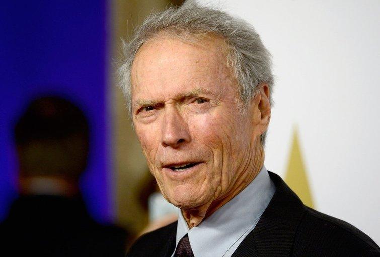 Clintas Eastwoodas (nuotr. SCANPIX)
