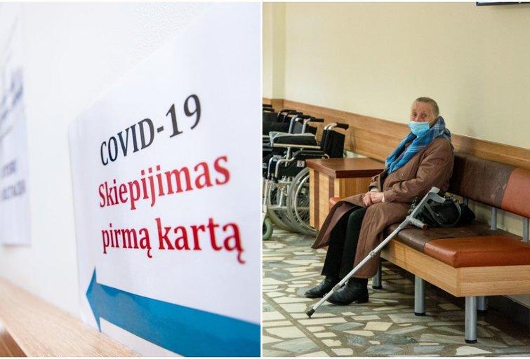 Šeimos gydytojai: 100 eurų tingėjusius pasiskiepyti gal ir paskatins, bet perkalbėti skeptikus– sunkus darbas (tv3.lt fotomontažas)
