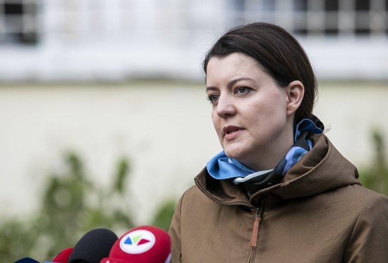 Monika Navickienė (Paulius Peleckis/Fotobankas)