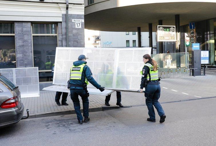 Kaunas ruošiasi LGBTQ+ eitynėms (Teodoras Biliūnas/Fotobankas)
