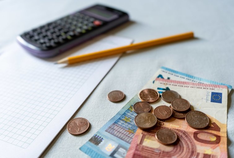 Vyriausybė patvirtino kitų metų biudžetą (nuotr. Fotodiena/Viltės Domkutės)