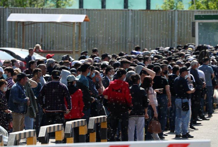 Migrantai(nuotr. SCANPIX)