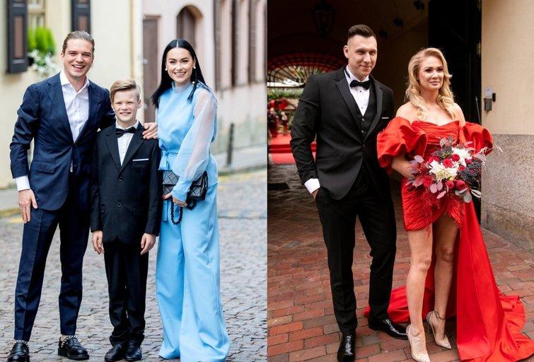 Natalijos Bunkės ir Edgaro Eidėjaus vestuvės (nuotr. Fotobankas)