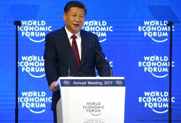 Xi Jinpingas  (nuotr. SCANPIX)