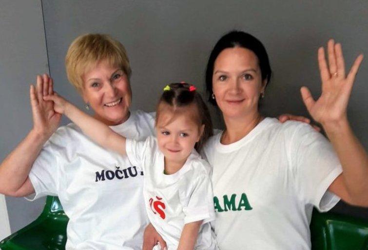 Nugalėtoja Jūratė-Stasė Bartkuvienė. Nuotr. asmeninio archyvo
