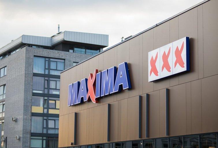 """""""Maxima"""" (nuotr. Organizatorių)"""