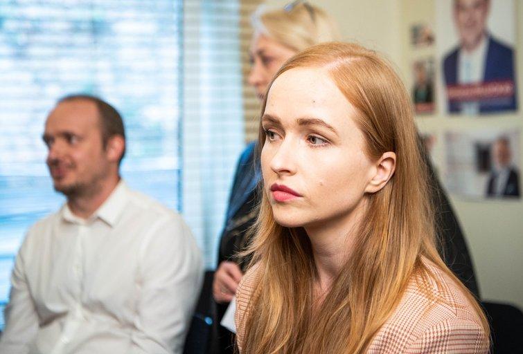 Vaida Baranovė (nuotr. Fotodiena/Justino Auškelio)