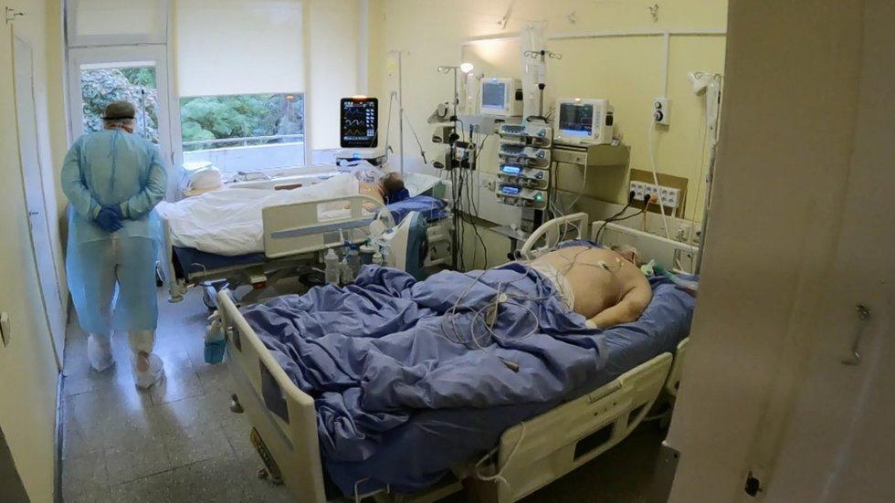Vilniaus miesto klinikinė ligoninė, COVID-19 skyrius