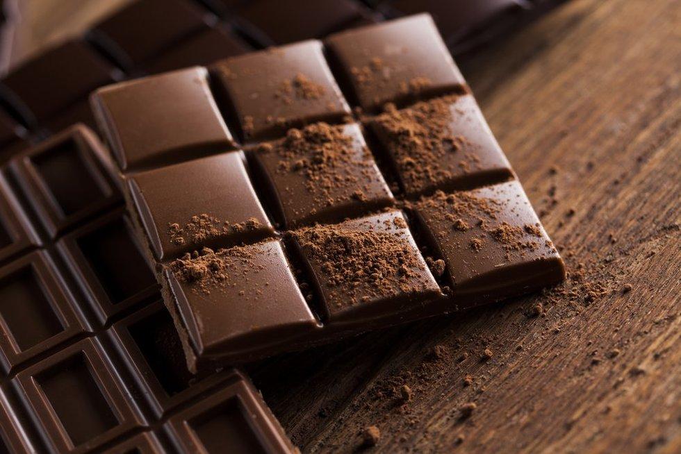 Juodas šokoladas