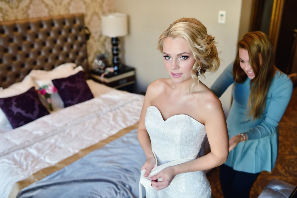 Vestuvės, asociatyvi nuotrauka