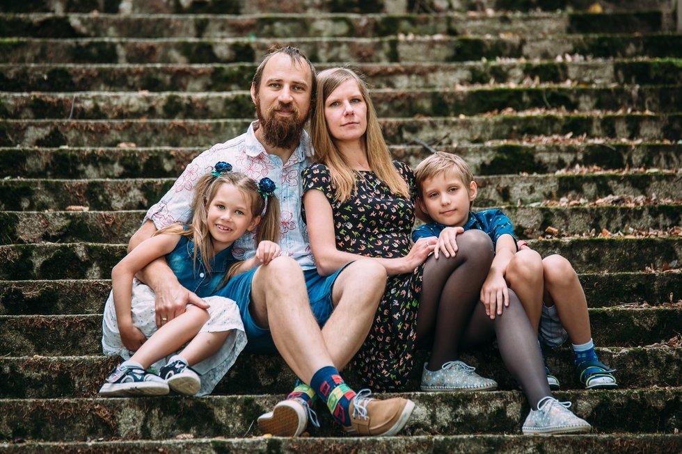 Gruodžių šeima