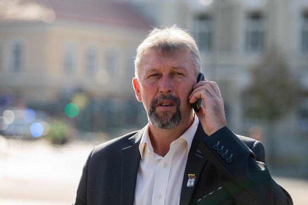 Grinevičius (Irmantas Gelūnas/Fotobankas)