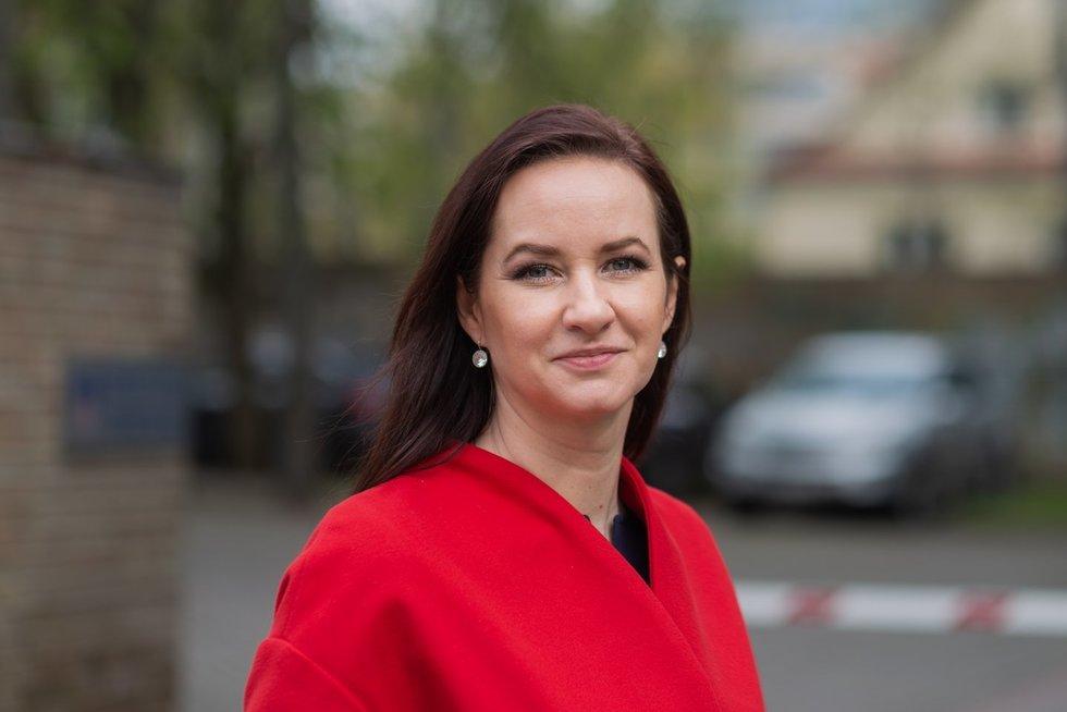 Inga Ruginienė (nuotr. Fotodiena/Justino Auškelio)