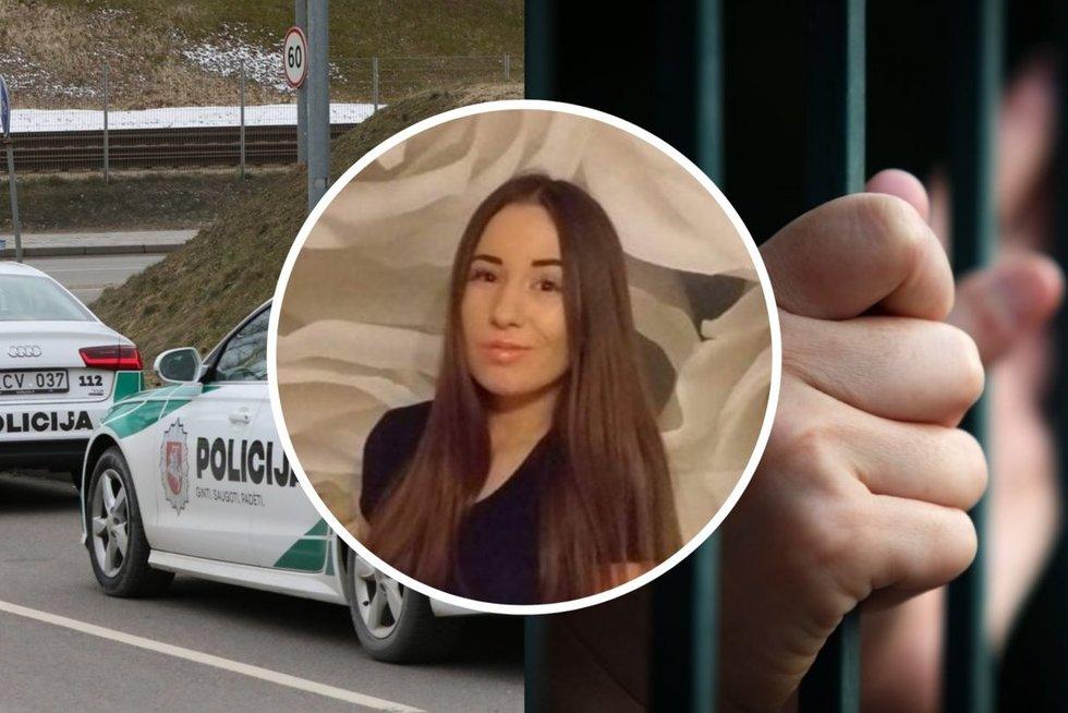 Aiškėja negirdėtos detalės apie dingusią kėdainietę: 19-metė turėjo kalėjime sėdintį mylimąjį? (tv3.lt koliažas)