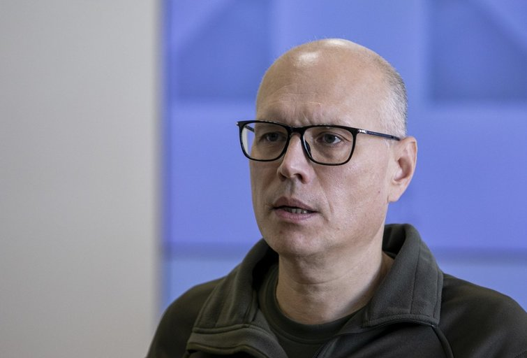 Rustamas Liubajevas, VSAT (Paulius Peleckis/Fotobankas)
