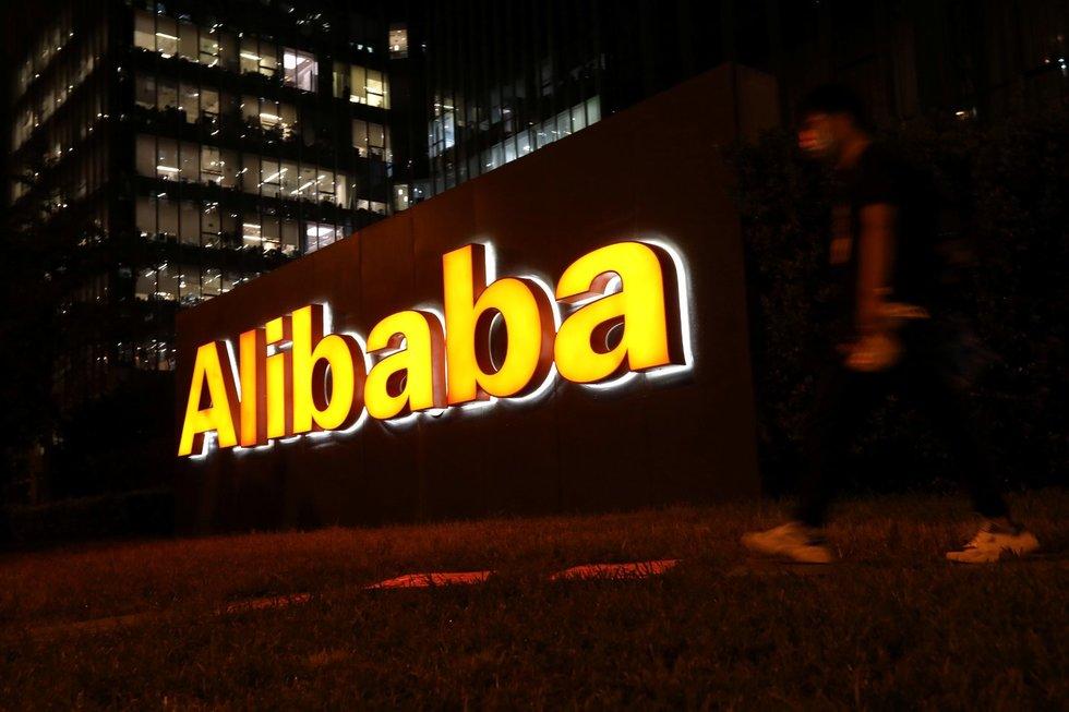 """Kinijos valdžia atliko pirmąjį istorijoje antimonopolinį tyrimą prieš """"Alibaba"""""""