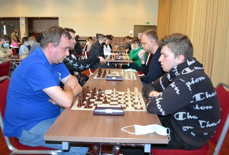 Savaitgalį Kaune paaiškėjo trijų šachmatų čempionatų nugalėtojai (nuotr. Organizatorių)