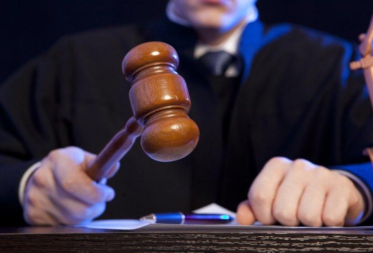 Teisėjas (nuotr. 123rf.com)