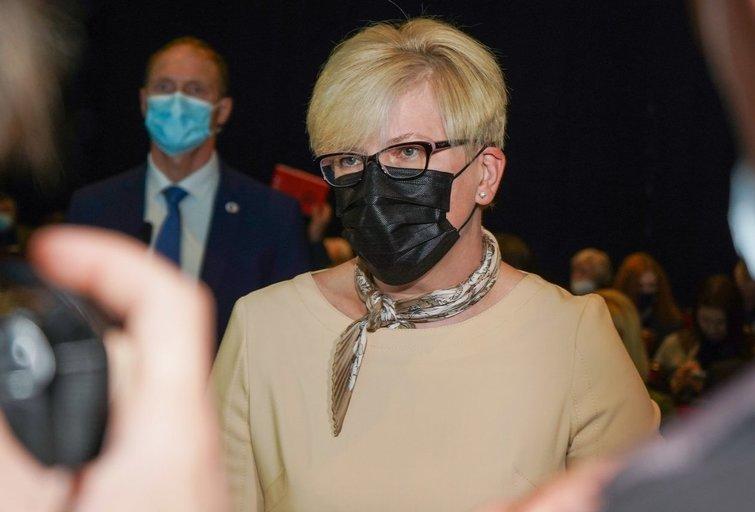 Ingrida Šimonytė (Fotodiena/ Viltė Domkutė)