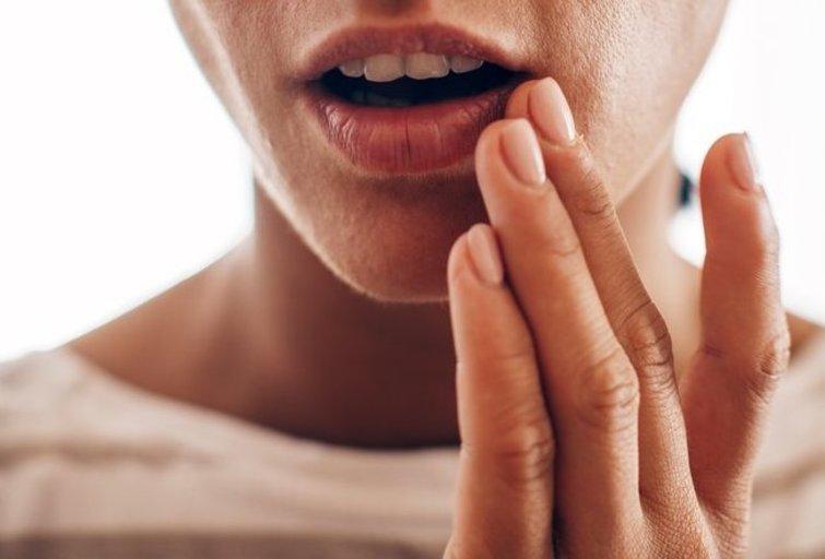 Herpesas (nuotr. Shutterstock.com)