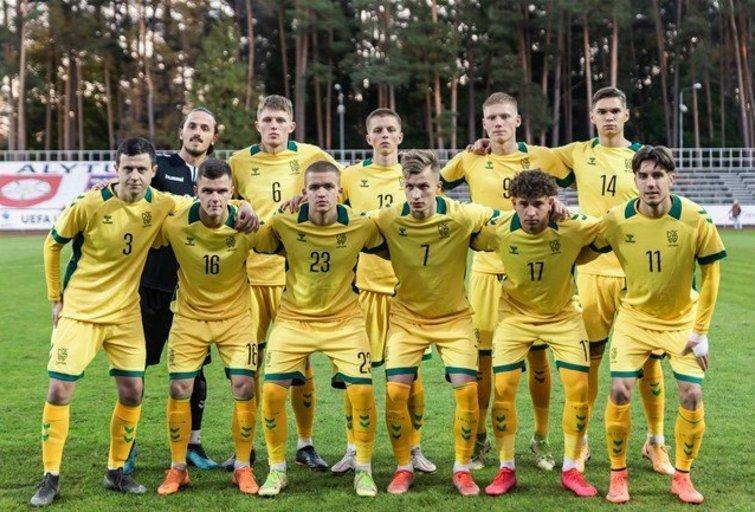 Lietuvos jaunimas įveikė Maltą (nuotr. LFF.lt)