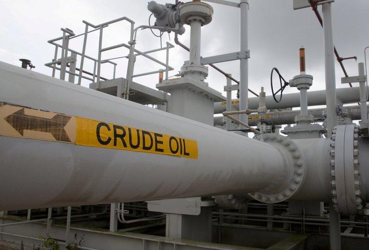 Naftos perdirbimo įmonė (nuotr. Scanpix)
