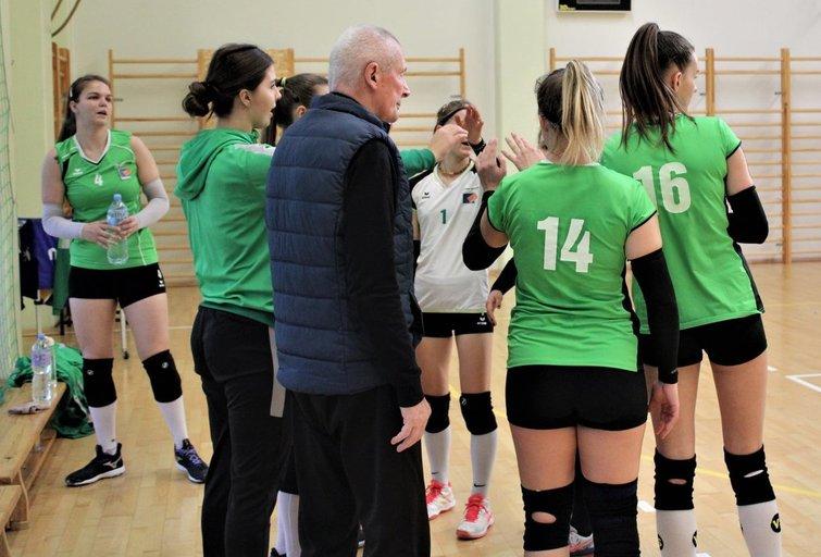 Baltijos moterų tinklinio lygos viršūnėje – dvi Lietuvos komandos (nuotr. Organizatorių)