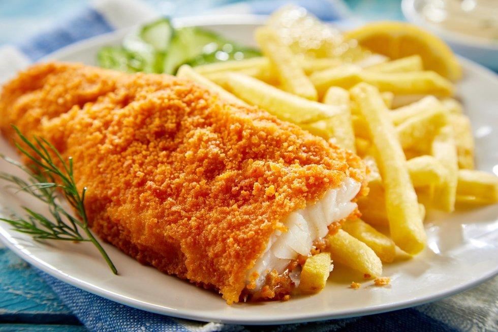 Gruzdinta žuvis