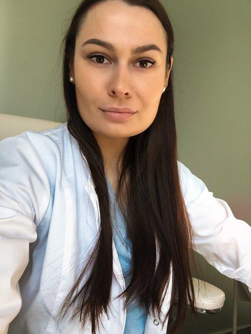 Med. kosmetologė Akvilė Martinkutė