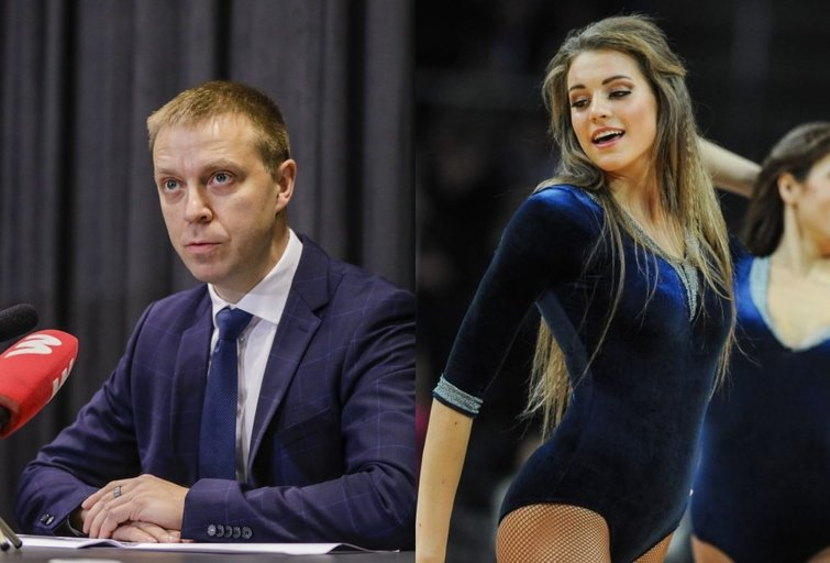 Paulius Motiejūnas ir KarolinaSklenytė (tv3.lt fotomontažas)