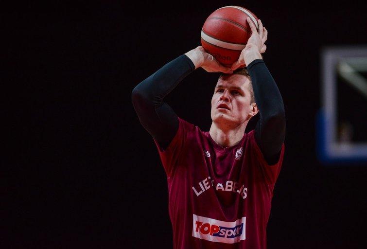 V. Lipkevičius (nuotr. Fotodiena/Justino Auškelio)