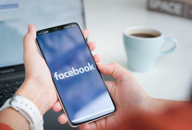 """Facebook"" (nuotr. Shutterstock.com)"