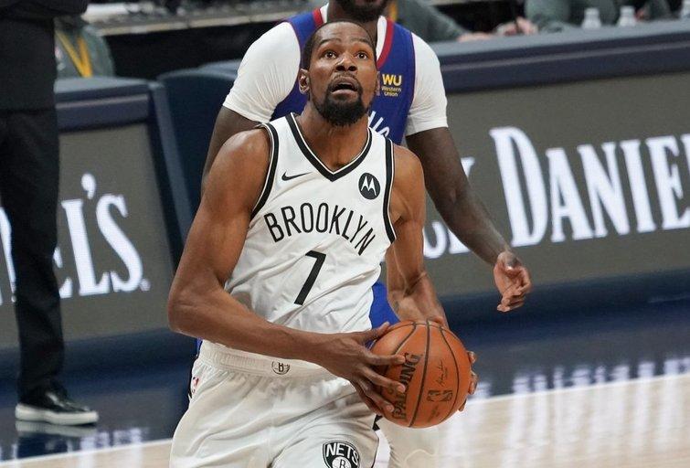 K. Durantas pelnė 33 taškus (nuotr. SCANPIX)