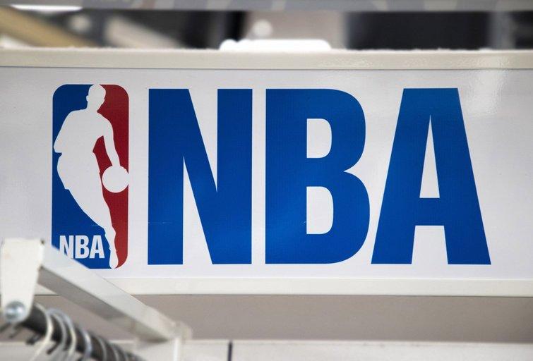 NBA logotipas (nuotr. SCANPIX)