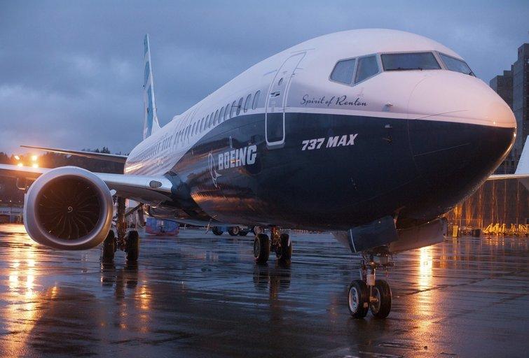 Boeing (nuotr. SCANPIX)