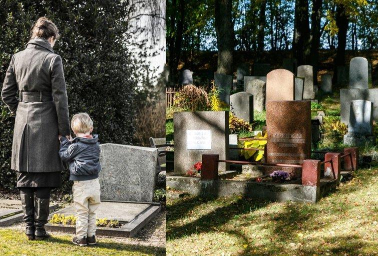 Kapinės, tv3.lt fotomontažas (nuotr. 123rf.com)