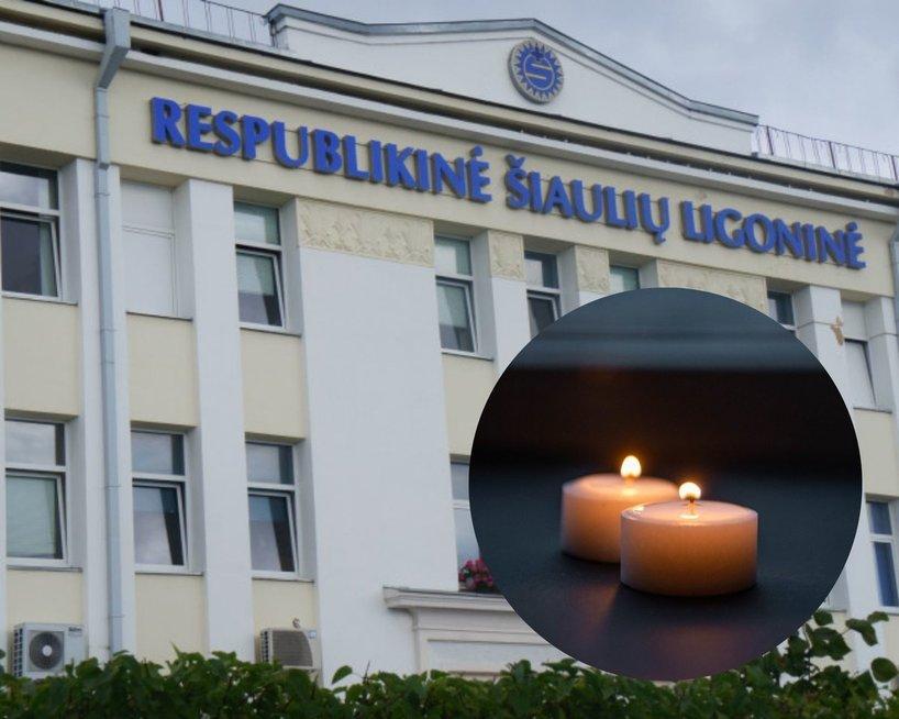 Tragedija Šiaulių ligoninėje – nusižudė jauna gydytoja: artimieji turi mobingo įrodymus