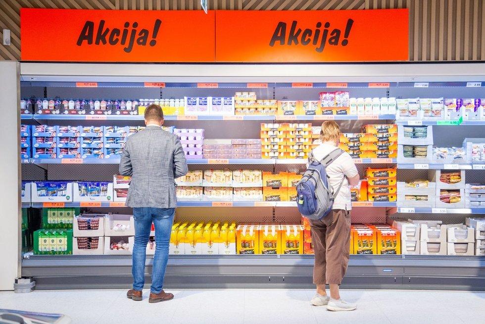 DIENOS PJŪVIS. Prekyba po rugsėjo 13 d.: kokius pokyčius pajuto prekybos centrai? (nuotr. Fotodiena/Justino Auškelio)