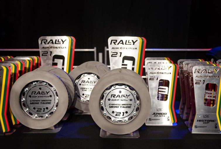 """""""Rally Aukštaitija"""" organizatoriai kitam sezonui turi naujų idėjų. (nuotr. Vytauto Pilkausko)"""