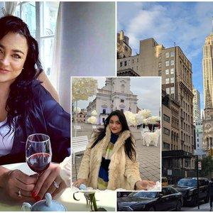 Su amerikiečiu gyvenimą Niujorke kurianti Monika Falcon – apie Lietuvoje atšvęstą šventę ir namus: palygino miestus